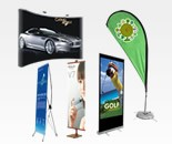 Portable Banner Displays