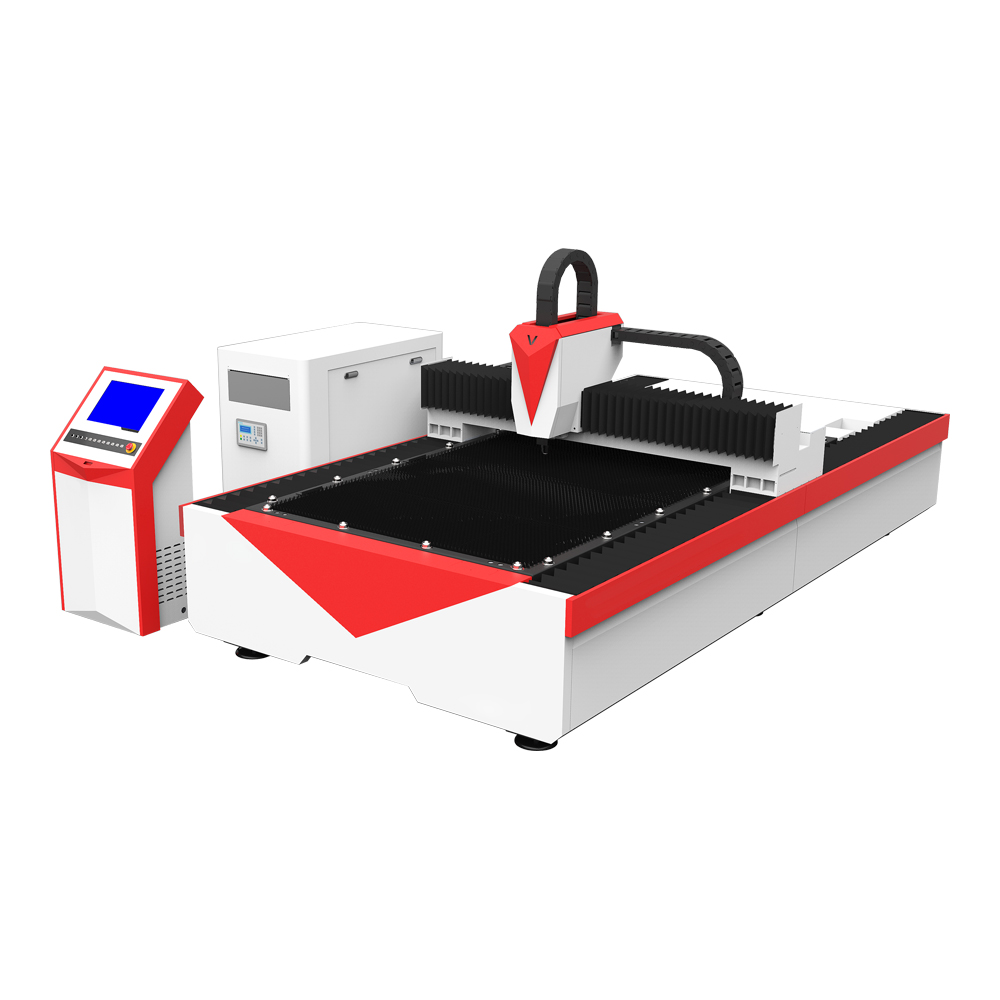 "59"" x 118"" 1530 700W Nlight Fiber Laser Cutter for Metal Sheet Cutting"