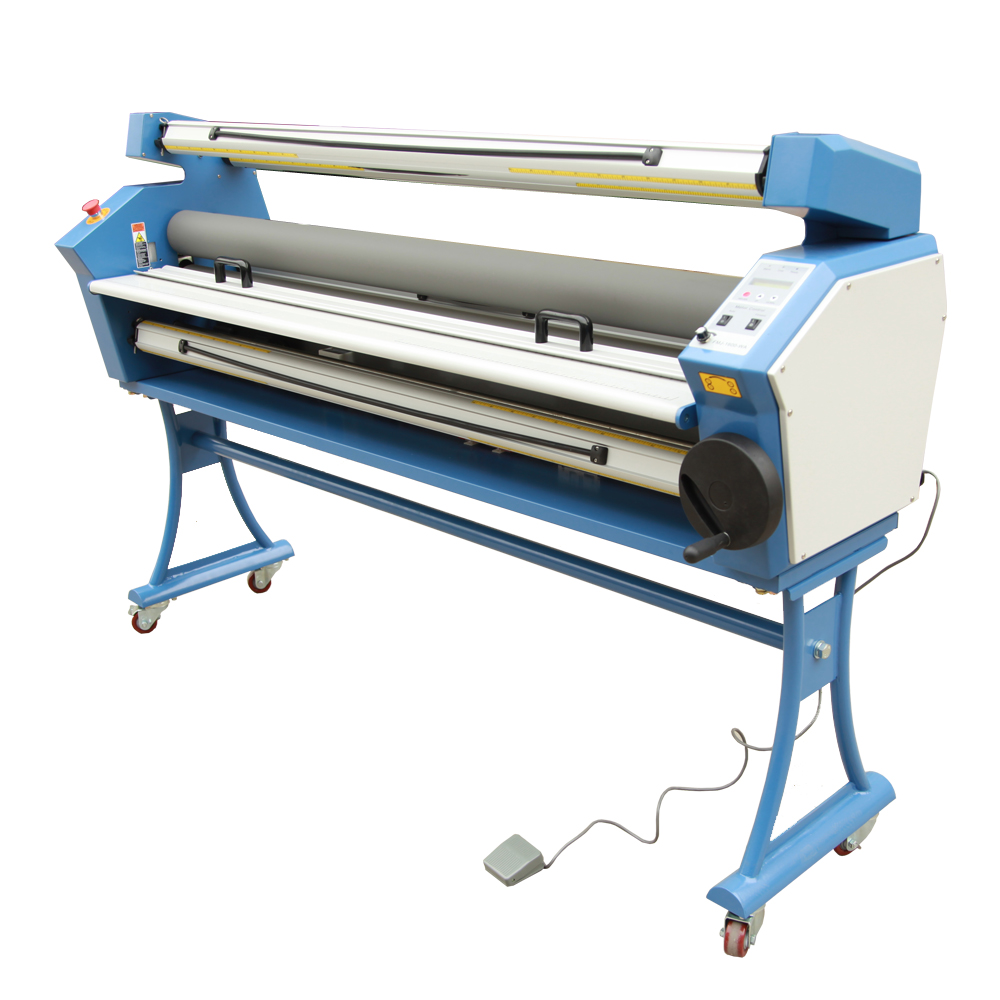 "Ving 63"" Entry Level Full-auto Roll to Roll Cold Laminator"