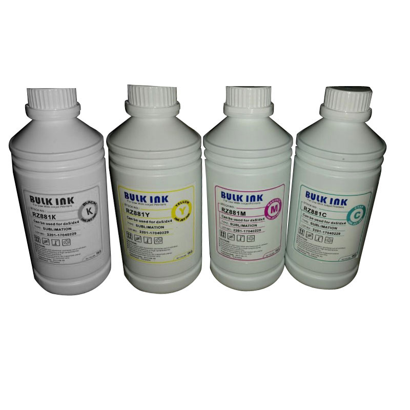 Sublimation Ink for DX5/DX4 Printhead