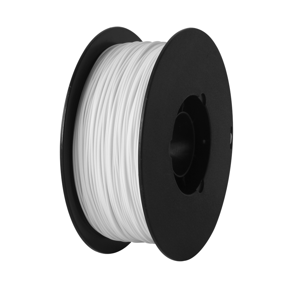 White PLA Filament for Desktop 3D Printer