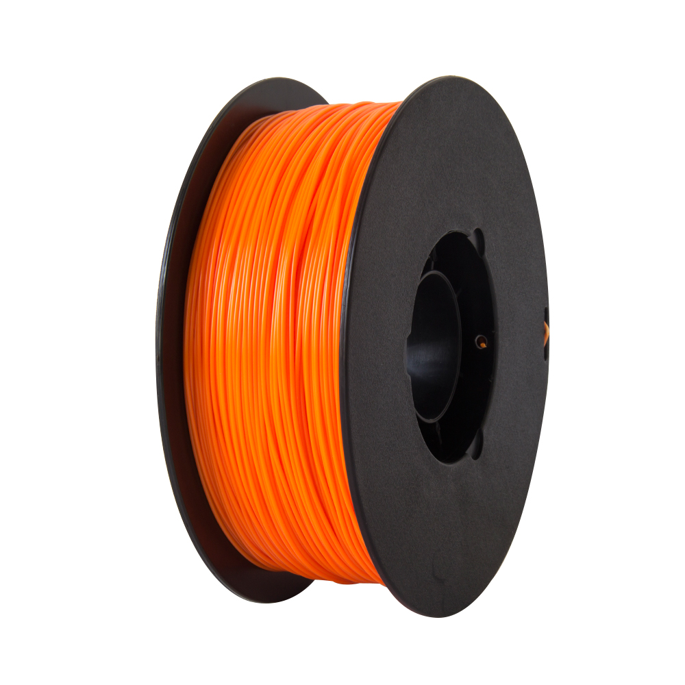 Orange ABS Filament for Desktop 3D Printer