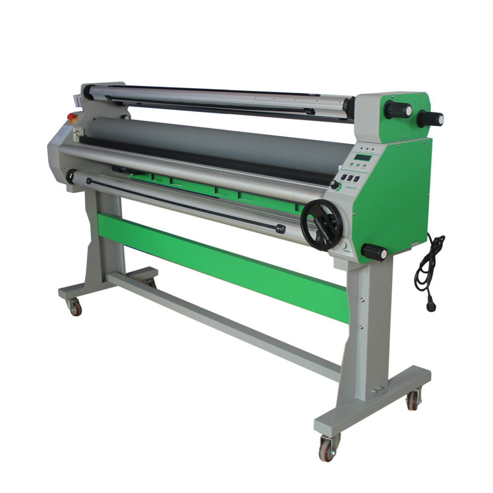 "US Stock, Ving 67"" Economical Full - auto Low Temp Wide Format Cold Laminator"