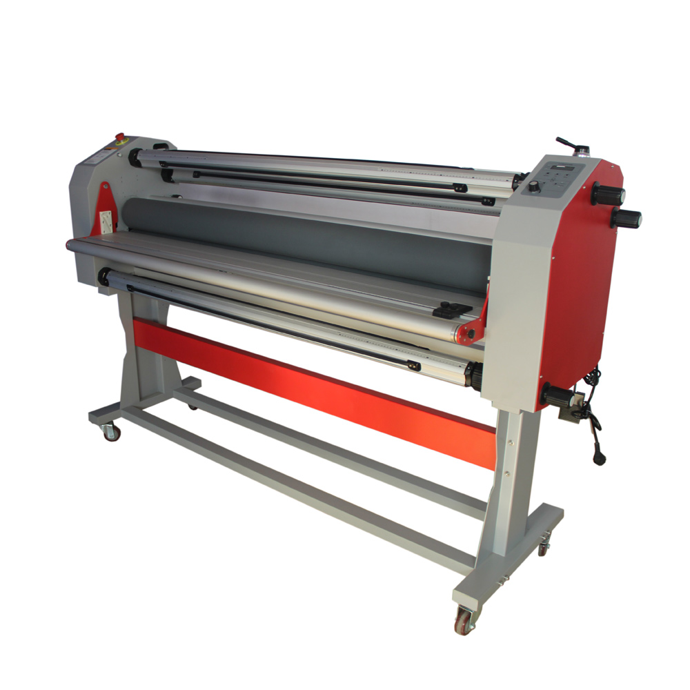 "US Stock, Ving 67"" Full-auto Pneumatic Cold Laminating Machine, with Heat Assisted"
