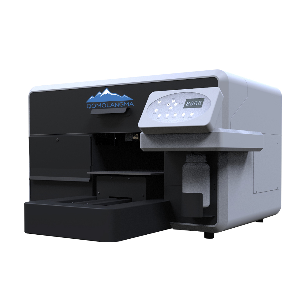 Digital White Ink UV Flatbed A4 plus Size Printer