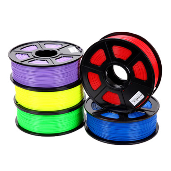 Indoor Semi Transparent PLA Filament for Desktop 3D Printer