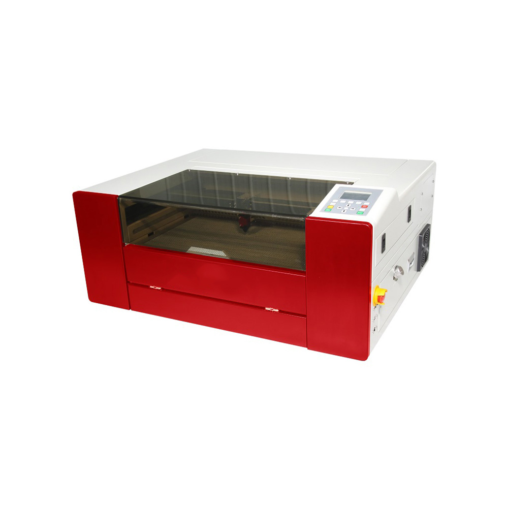 US Stock, E-5030 CO2 Laser Cutting and Engraving Machine