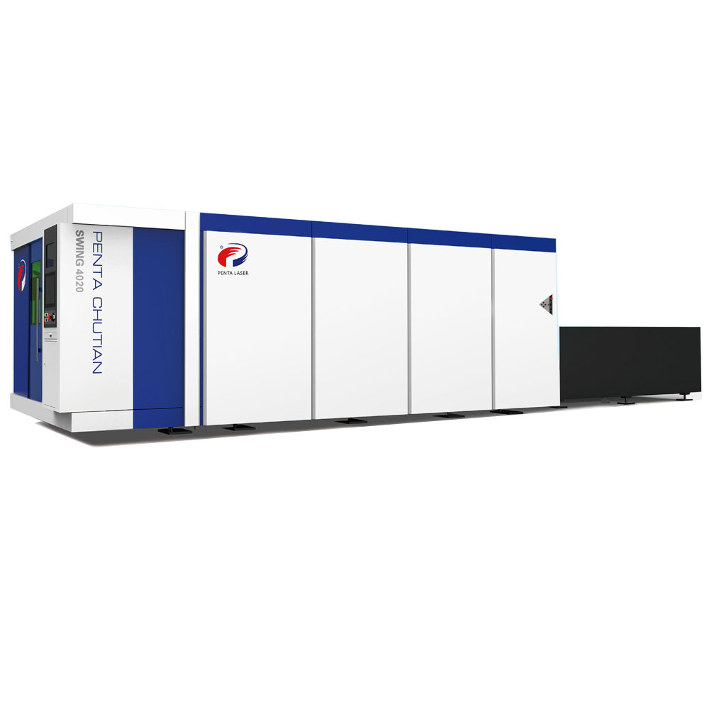 4000*2000mm SWING Series Fiber Laser Cutting Machine (ItalianTechnology)