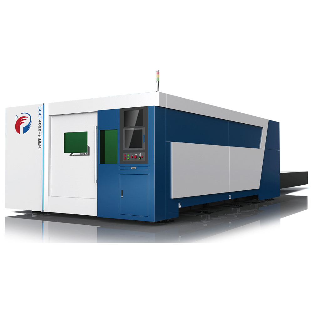6000*2500mm Bolt Series Top Speed Fiber Laser Cutting Machine (ItalianTechnology)