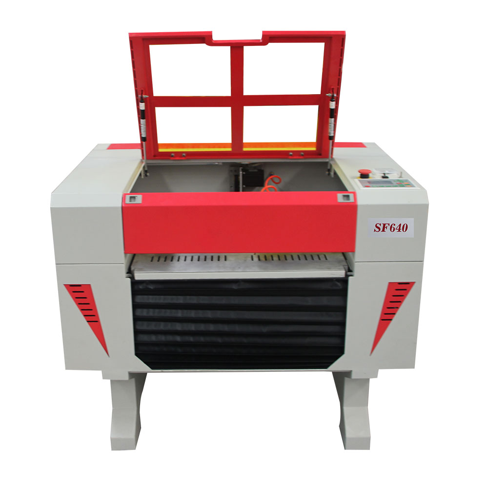 SF6040 Laser Engraver and Cutter Machine