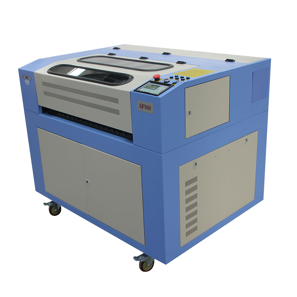 SF9060 Laser Engraver and Cutter Machine
