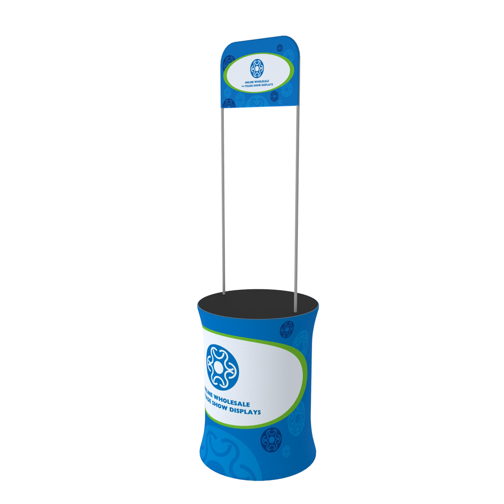 Circle Fabric Tension Promotion Counter