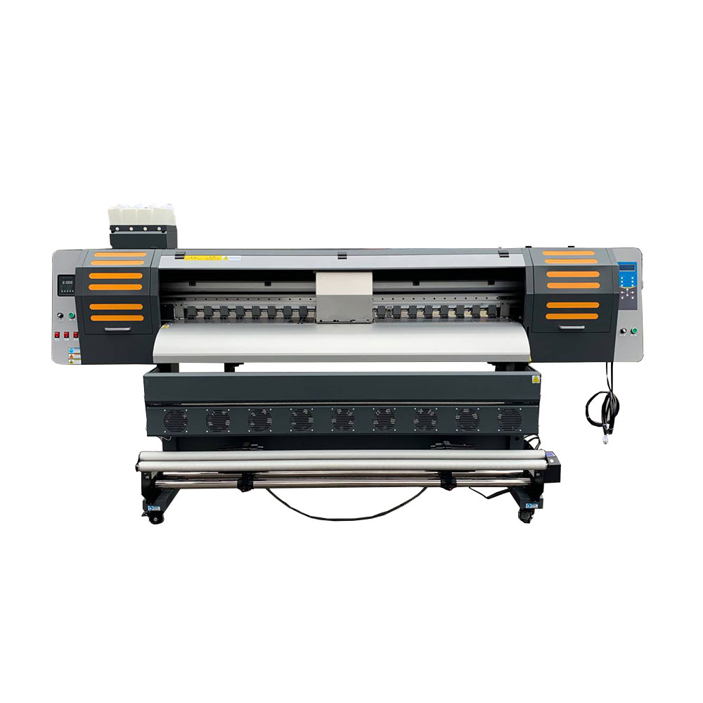 TP1803 1.8m Dye Sublimation Printer With 3 Epson 4720 Head