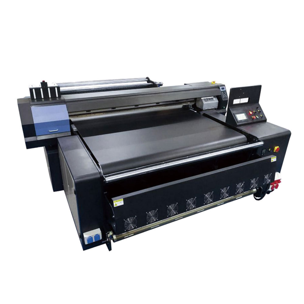 D1850-1 Digital Injection Chip and Cloth Multi-function Printing Machine