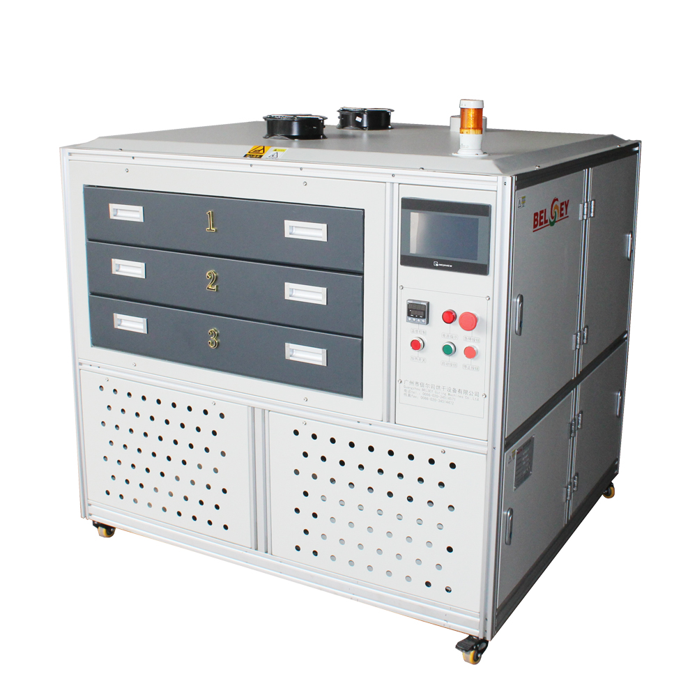 US Stock,The Drawer Oven Dryer for Digital/Screen Printing