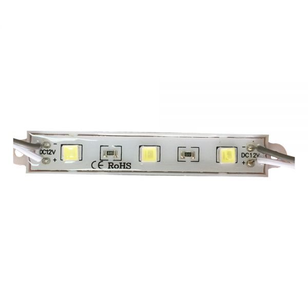 SMD5054 Waterproof Led Module (3 LEDs, 0.72W, L75 x W12mm)