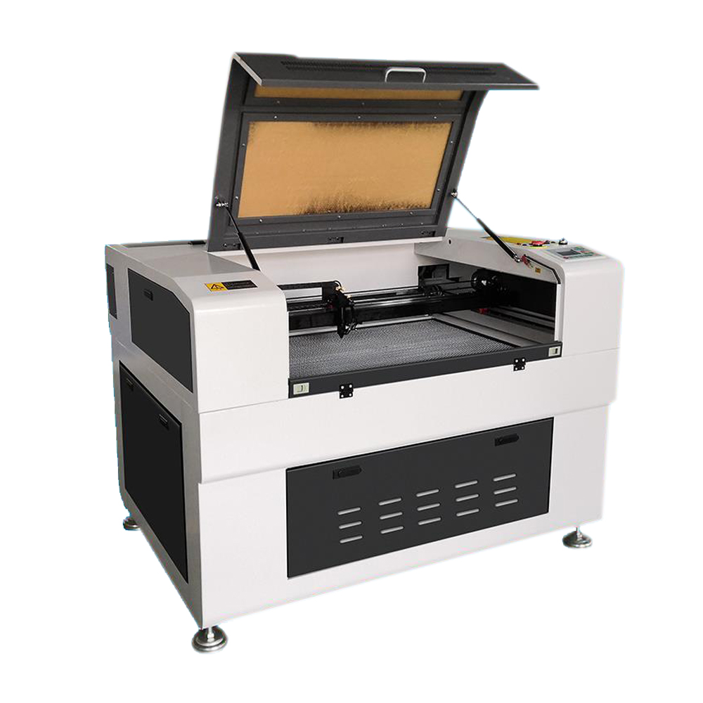 "US Stock, 51"" x 35"" 130W CO2 laser cutter, with USB Port and Electric Lifting Worktable and auto-focus"
