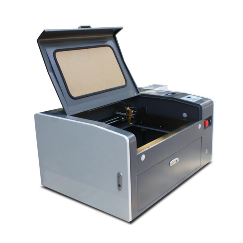 "US Stock, 11"" x 19"" (300mm x 500mm) CO2 Laser Cutting and Engraving Machine with Double Side Open Door"