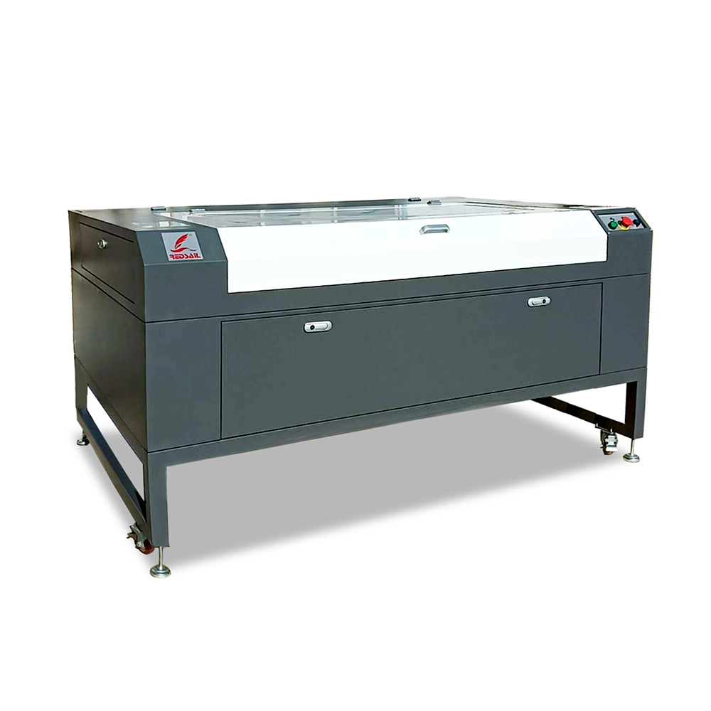 "US Stock, 51"" x 35"" (1300mm x 900mm) Redsail X1390 Laser Engraving Cutting Machine, with Up and Down Table"