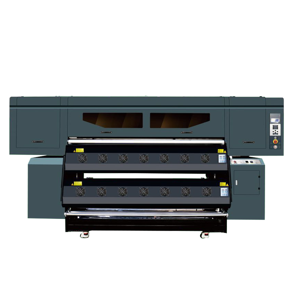FD6196E Dye Sublimation Printer  With 6 Epson 3200 Head