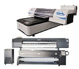 Flatbed Printer and Supplies