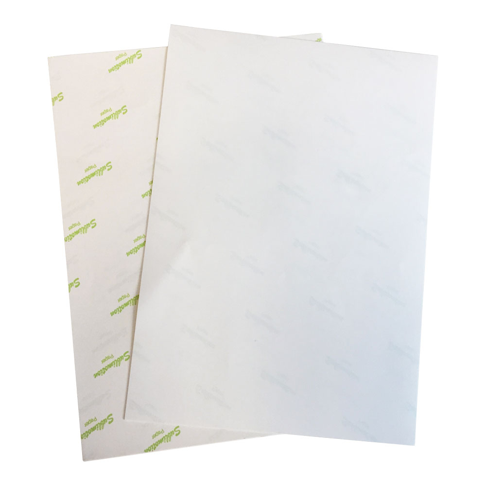 "US Stock-100g A4 Instant Dye Sublimation Paper 8.3"" x 11.7"" 100sheets"